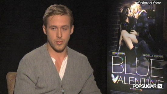 Ryan Gosling Compliments Michelle Williams's Mom Skills