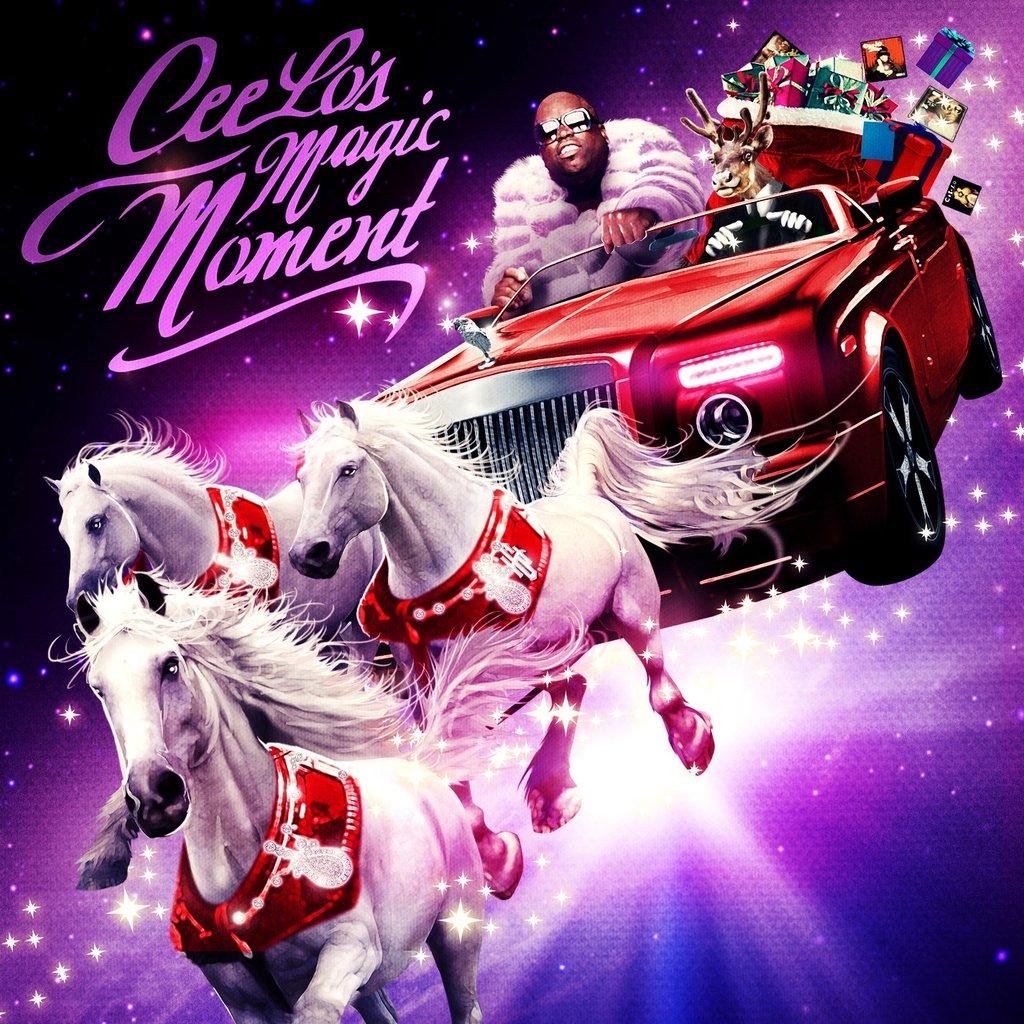 Cee Lo Green, Cee Lo's Magic Moment