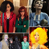 Hollywood Halloween: See Stars in Pop Culture Costumes