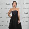 Marion Cotillard and Emily Blunt at Harper&#039;s Bazaar Awards