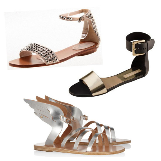 Accessory of the Week: Special-Occasion Sandals