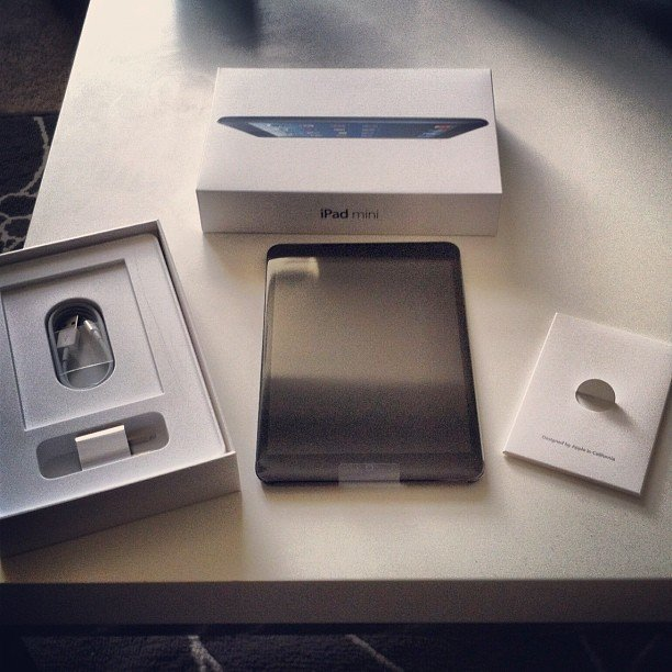 """It's here!!!"" — mjcousineau Source: Instagram user mjcousineau"