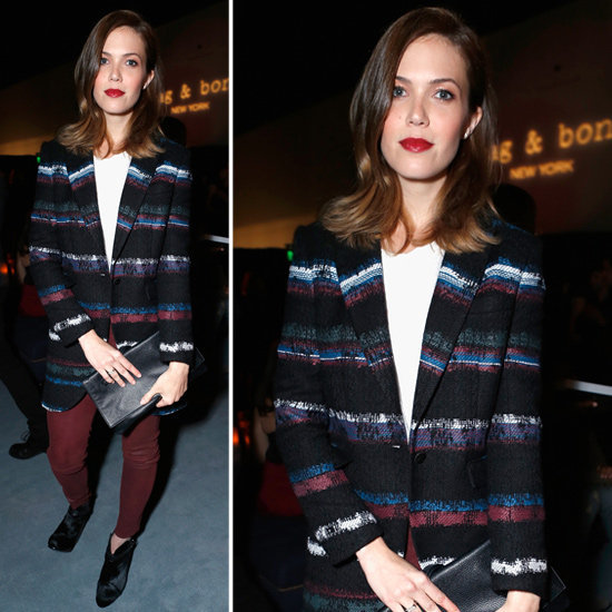 Mandy Moore executed the perfect cool-girl Fall look. Shop it for yourself.