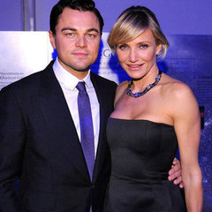 Cameron Diaz and Leonardo DiCaprio at Tag Heuer Event in NYC