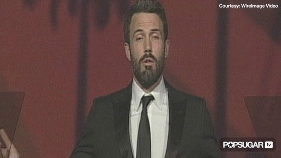 "Video: Ben Affleck May Finally Get Jennifer Garner to Call Him ""Chairman"""