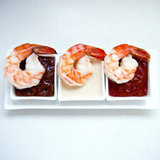 Shrimp Cocktail With Dipping Sauces