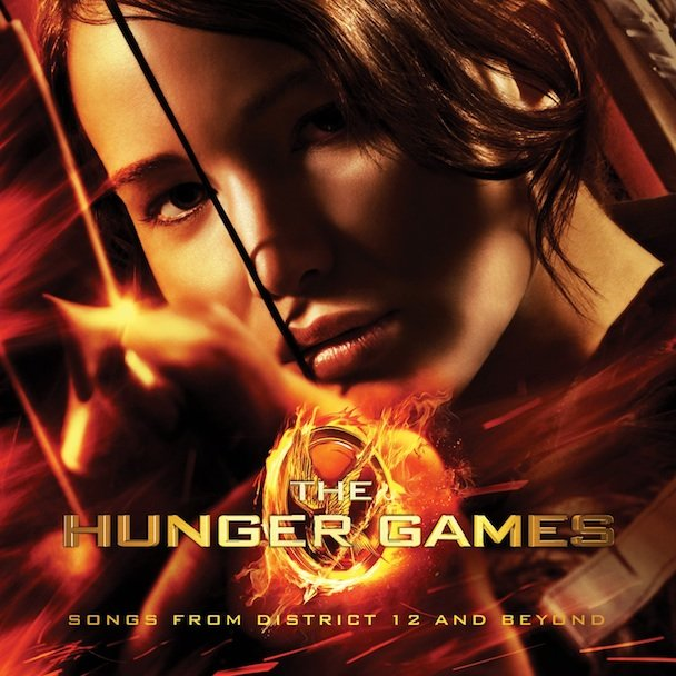 The Hunger Games: Songs From District 12 and Beyond soundtrack ($9)