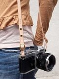 Personalized Camera Neck Strap