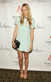 "We call this ""mint green perfection,"" otherwise known as Chloë Sevigny at the 2008 ACE Awards."