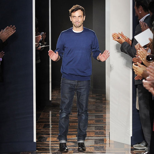 Nicolas Ghesquiere to leave Balenciaga November 30th