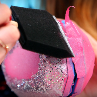 DIY Your Own DIY Chanel Frosted Clutch: It's Easy!