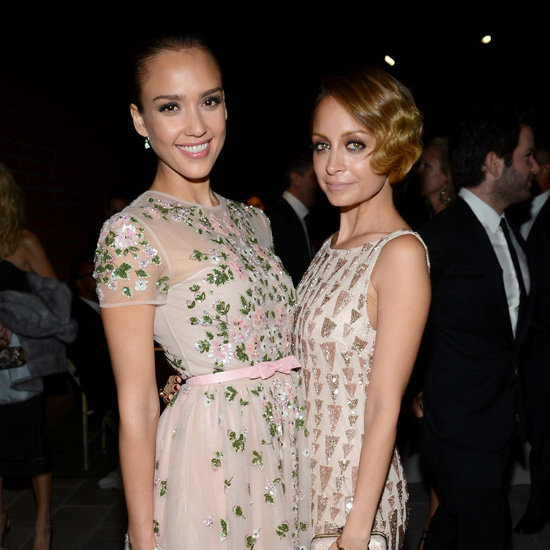 Jessica Alba, Nicole Richie Pictures at Baby2Baby Gala in LA
