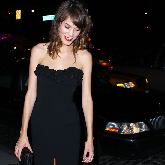 Alexa Chung Turns 29 Today: Check Out Her Fashion Evolution