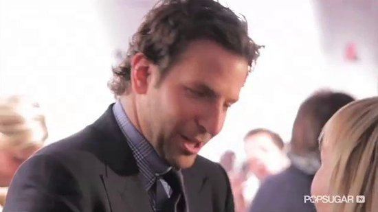 Video: Bradley Cooper on Natural Highs, Love Scenes, and The Hangover 2 at Limitless!