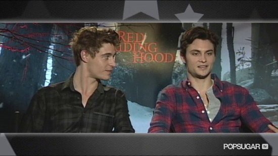 Shiloh Fernandez and Max Irons on Their Red Riding Hood Rivalry and Chemistry With Amanda Seyfried