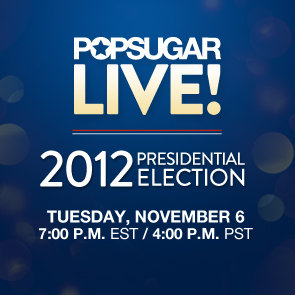 Election Night Live Stream on PopSugar