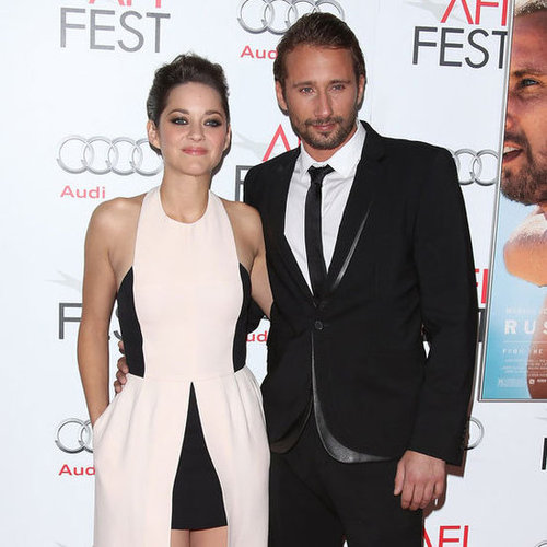 Marion Cotillard at the Rust and Bone Premiere | Pictures