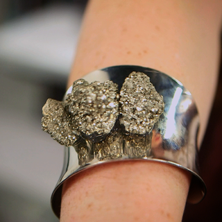 DIY Pyrite Jewelry Video