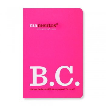 Mamentos B.C. Pregnancy Journal