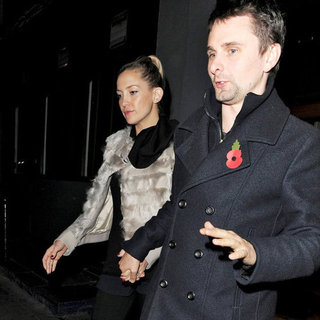 Kate Hudson and Matthew Bellamy at the Groucho | Pictures