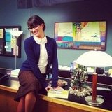 Is Lea Michele returning to teach at McKinley for Glee's holiday episode? Source: Instagram user msleamichele
