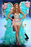 Constance Jablonski walked in the Victoria's Secret Fashion Show.