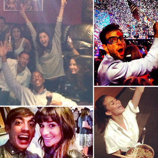 President Obama Reelected —See How the Stars Celebrated!
