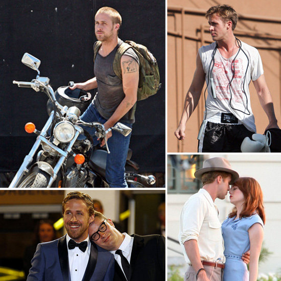 See Ryan Gosling's Sexiest Moments!