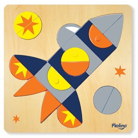 P'kolino Multi-Solution Shape Puzzle