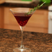 We can't think of a better cocktail to celebrate the holiday season than this pomegranate rosemary martini, created by nutritionist Cynthia Sass. Not only do the colors of the drink feel festive, the rosemary garnish smells like a Winter wonderland.