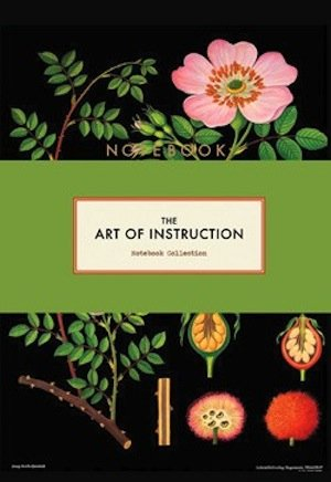 Instead of gifting a vintage botany chart, which can be pricey and quite large, consider stealing the look with The Art of Instruction Notebook Collection ($13) instead. The covers are pretty enough to frame and fit easily in a bag for notes on the go.