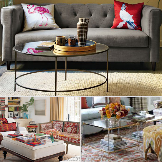 5 Fresh Styling Tips For a Chic Coffee Table