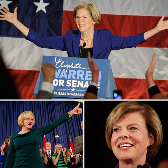 Election 2012: The Big Wins For Women!