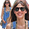 Round Sunglasses To Buy Now Like Alexa Chung&#039;s
