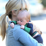 Pictures of Reese Witherspoon's New Baby Tennessee Toth