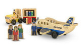 Melissa & Doug Whittle World Plane Set