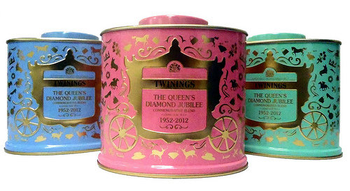 Queen Jubilee Tea