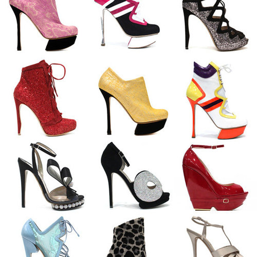 Victoria's Secret Fashion Show Shoes | Nicholas Kirkwood
