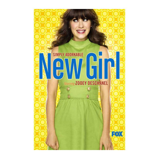 11x17 New Girl Poster ($12)