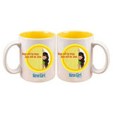 New Girl Boys Will Be Boys Mug ($15)