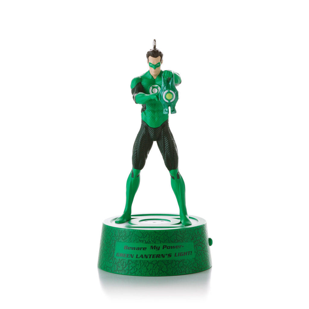 Beware My Power features Green Lantern ($20).