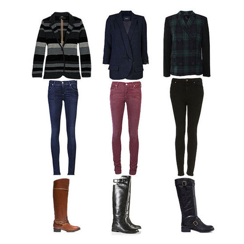How to Wear Riding Boots | Fall 2012