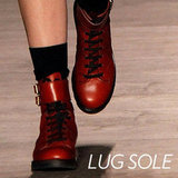 Lug Sole Boot