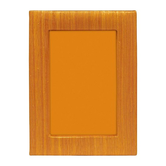 This elegant Tizo Banana Silk Frame ($30, originally $60) has a subtle texture and will add a vibrant orange hue to your space.