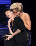 Justin Bieber and Jenny McCarthy