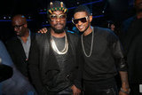 Will.i.am and Usher