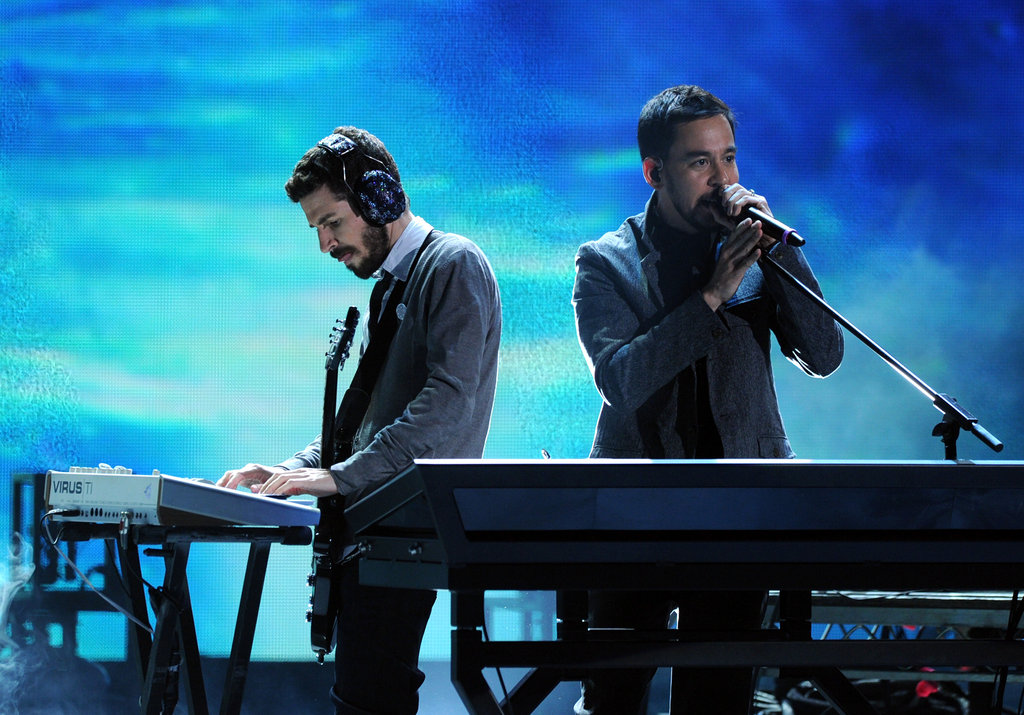 Brad Delson and Mike Shinoda