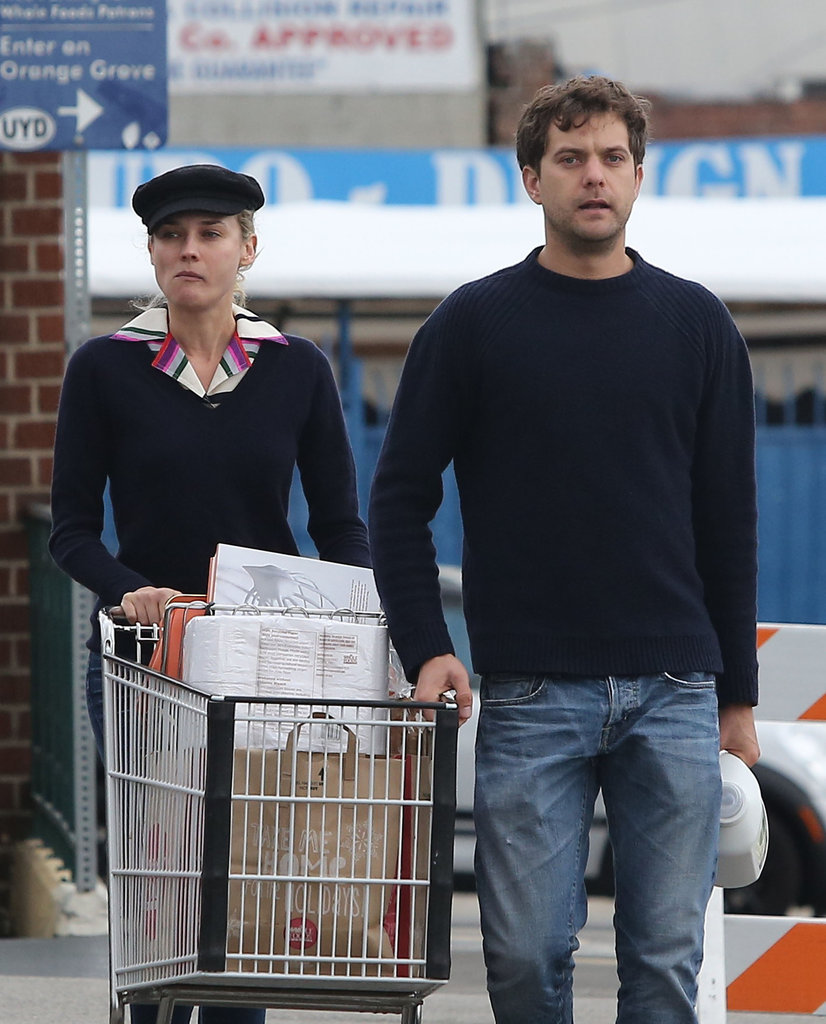 Joshua Jackson Photos