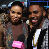Jordin Sparks, Jason Derulo at American Music Awards (Video)