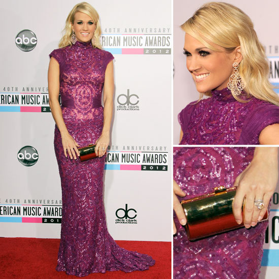 American Music Awards: Carrie Underwood
